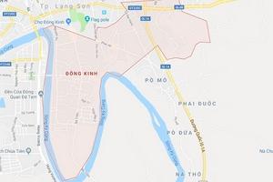 Lạng Sơn chỉ định thầu dự án BT hơn 331 tỷ đồng