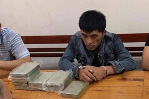 Nghệ An: Liên tiếp triệt phá nhiều đường dây ma túy lớn