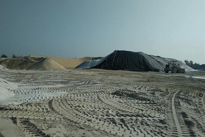 Bãi tập kết cát trái phép ở Đà Nẵng: Biết sai nhưng vẫn làm?