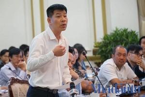 Doanh nghiệp bất động sản 'cầu cứu', lãnh đạo TP.HCM hứa gì?