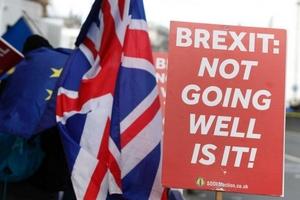 Brexit – Thỏa thuận li hôn Anh khỏi Liên minh châu Âu