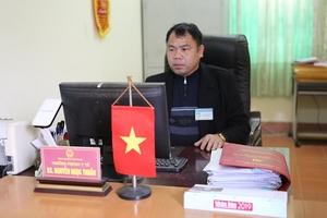 Phòng Y tế huyện Lâm Thao (Phú Thọ): Nỗ lực hoàn thành nhiệm vụ
