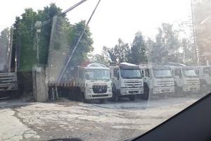 """Hà Nam: Ai """"bảo kê"""" trạm trộn bê tông Sông Đà Thuận Phát?"""