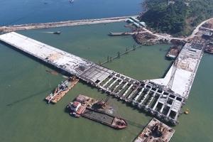 """Đà Nẵng xin hợp thức hóa dự án cảng biển nghìn tỷ """"tiền trảm hậu tấu"""""""
