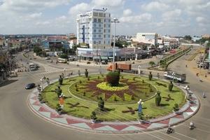 Từ Bình Phước bất động sản Đồng Xoài, Chơn Thành hút vốn đầu tư