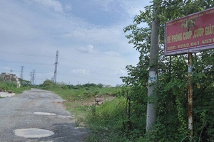 Licogi muốn huy động 4.000 tỷ đồng giải cứu khu đô thị Thịnh Liệt