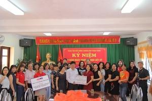Trường THCS Lê Ngọc Hân (Hà Nội): Nhiều hoạt động tri ân