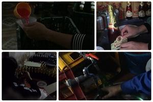 """Cơ sở sản xuất rượu Tết siêu tốc có """"ô to"""""""