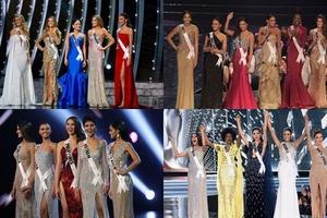Đi tìm top 5 Hoa hậu Hoàn vũ đẹp nhất những năm gần đây