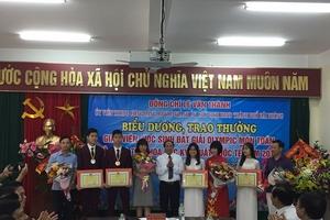 Hải Phòng: Học sinh đoạt giải nhất quốc tế được thưởng 500 triệu đồng