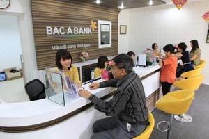 Nhiều mảng kinh doanh sụt giảm, lợi nhuận Bac A Bank tăng nhờ giảm gần 40% chi phí dự phòng