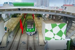Các tuyến đường sắt đô thị hiện nay đội vốn lên hơn 132 tỷ đồng