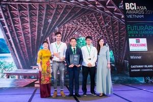 Phuc Khang Corporation 3 lần liên tục đạt Top 10 Nhà phát triển dự án hàng đầu Việt Nam – Giải thưởng BCI Asia Awards 2019