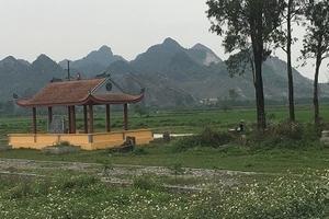 Hà Nam: Công ty Thiên Đường có gì để xây sân golf Paradise Kim Bảng?