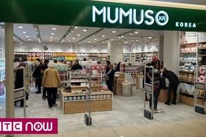 """Mumuso: Hàng """"nguồn gốc Hàn Quốc"""" nhập từ Trung Quốc"""