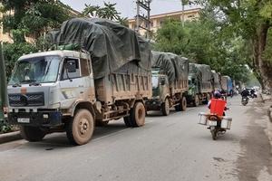 Bộ Công an triệt phá đường dây buôn lậu lớn ở Lạng Sơn, thu hơn 100 tấn hàng