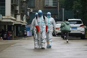 Gần 11.000 người đã khỏi bệnh viêm phổi Vũ Hán