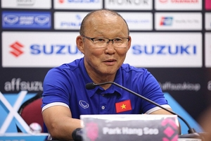 HLV Park Hang Seo tiếc vì Việt Nam để Malaysia gỡ hoà