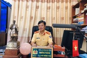 Phòng CSGT Công an tỉnh Phú Thọ: Đẩy mạnh tuyên truyền, giảm tai nạn giao thông