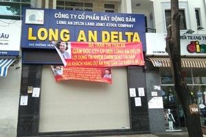 Long An: Đề nghị xử lý chủ đầu tư dự án Areca Villa?