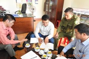 Đắk Lắk: Trưởng công an xã không trung thực khi khai lý lịch