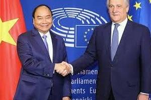Trước giờ Việt Nam và EU ký hiệp định thương mại