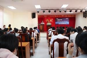 Trường Đại học Tây Nguyên: Talkshow về kỹ năng phỏng vấn xin việc cho sinh viên