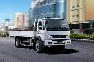 Thaco giới thiệu dòng sản phẩm mới Mitsubishi Fuso Canter