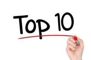 Top 10 cổ phiếu tăng/giảm mạnh nhất tuần: Nhóm cổ phiếu thị trường nổi sóng