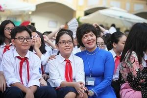 """Kỷ niệm ngày Nhà giáo Việt Nam 20/11: """"Do giáo dục mà nên!"""""""