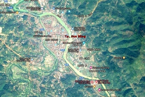 Liên danh Tây Giang - PCC1 trúng sơ tuyển dự án bất động sản gần 900 tỉ