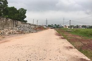"""Tuyến đường """"1km giá hơn 30 tỷ, thi công chậm tiến độ"""": Nhà chức trách Thái Nguyên nói gì?"""