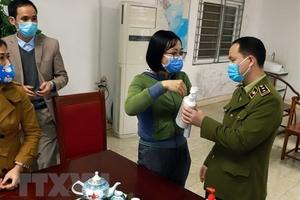 Vĩnh Phúc liên tục kiểm tra công tác phòng, chống dịch bệnh nCoV