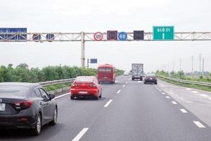 Cao tốc Bắc - Nam vào giai đoạn nước rút