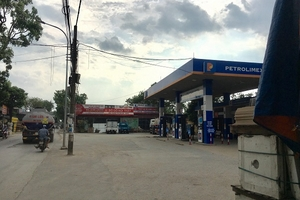 Công ty xăng dầu Hà Sơn Bình: Hàng nghìn m2 đất kho xăng đang sử dụng sai mục đích?