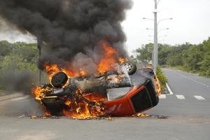 Cảnh cháy nổ trên màn ảnh trong phim của Thu Trang - Tiến Luật đáng giá bao nhiêu?