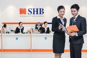 SHB được chấp thuận tăng vốn điều lệ lên 15.044 tỉ đồng
