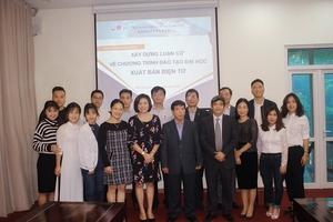 Học viện Báo chí và Tuyên truyền dự kiến đào tạo ngành Xuất bản điện tử