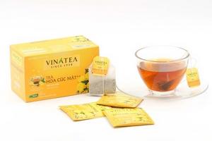Trà thảo mộc Vinatea: Tác dụng tốt dành cho phái đẹp