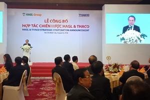 Ông Trần Bá Dương sẽ tái cơ cấu nợ HAGL