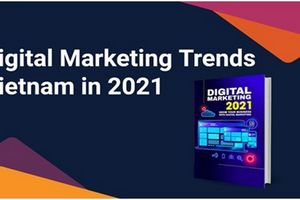"Ra mắt REPORT ""50 Vietnam Digital Marketing Report 2021"""