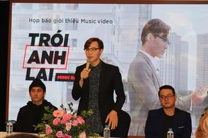 """Minh Kiên trở lại Vpop với  MV nóng bỏng """"Trói anh lại"""" kết hợp cùng chủ nhân bản hit """"Túy âm"""""""