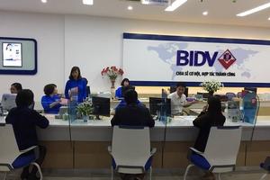 BIDV dự kiến tăng thêm 4.000 tỉ vốn cấp 2 từ phát hành trái phiếu