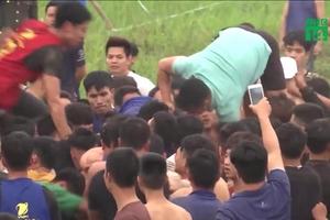 Lễ hội ngày càng biến tướng, bạo lực, phản cảm: Vì đâu nên nỗi?