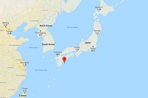 Nhật Bản rung chuyển vì trận động đất 6,4 độ