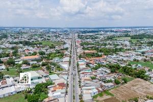 """Bất động sản Long An tiếp tục hưởng lợi lớn từ """"cú huých"""" hạ tầng khu Nam TPHCM"""