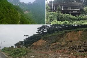 Tam Đảo, Vĩnh Phúc: Hơn 10.000m2 đất rừng phòng hộ bị lấn chiếm