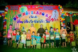 Hải Phòng: Tết Trung thu sum vầy tại Chùa Mông Khánh