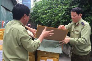 Hà Nội: Thu giữ gần 14.000 sản phẩm tinh dầu thuốc lá điện tử