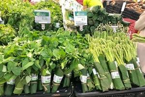 100% siêu thị tại TP. HCM sẽ không dùng túi nilon